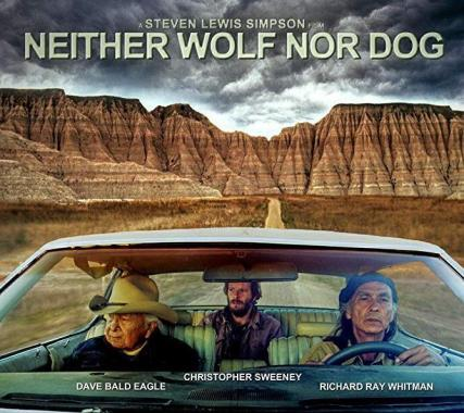 neither wolf nor dog smaller